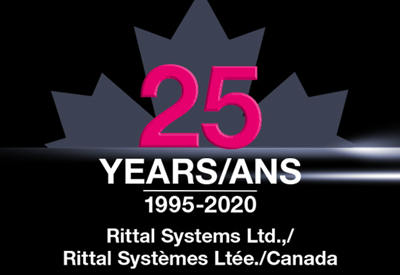 25 Years - RIttal Systems LTD.